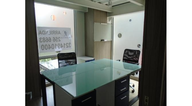 Oficina Amoblada para la renta Norte Bogota